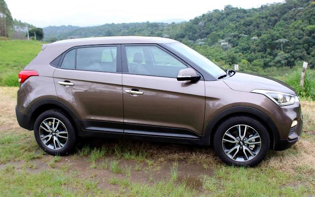 Hyundai Creta Prestige 2.0 Automático 2018