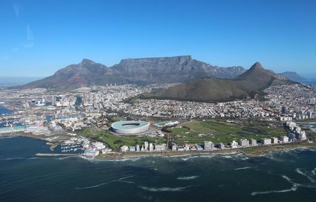 Que ver y hacer en Ciudad del Cabo