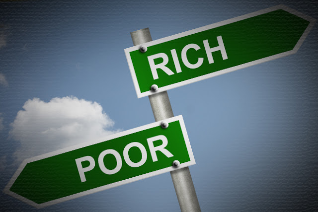 7 Reasons Why You Must Be Rich
