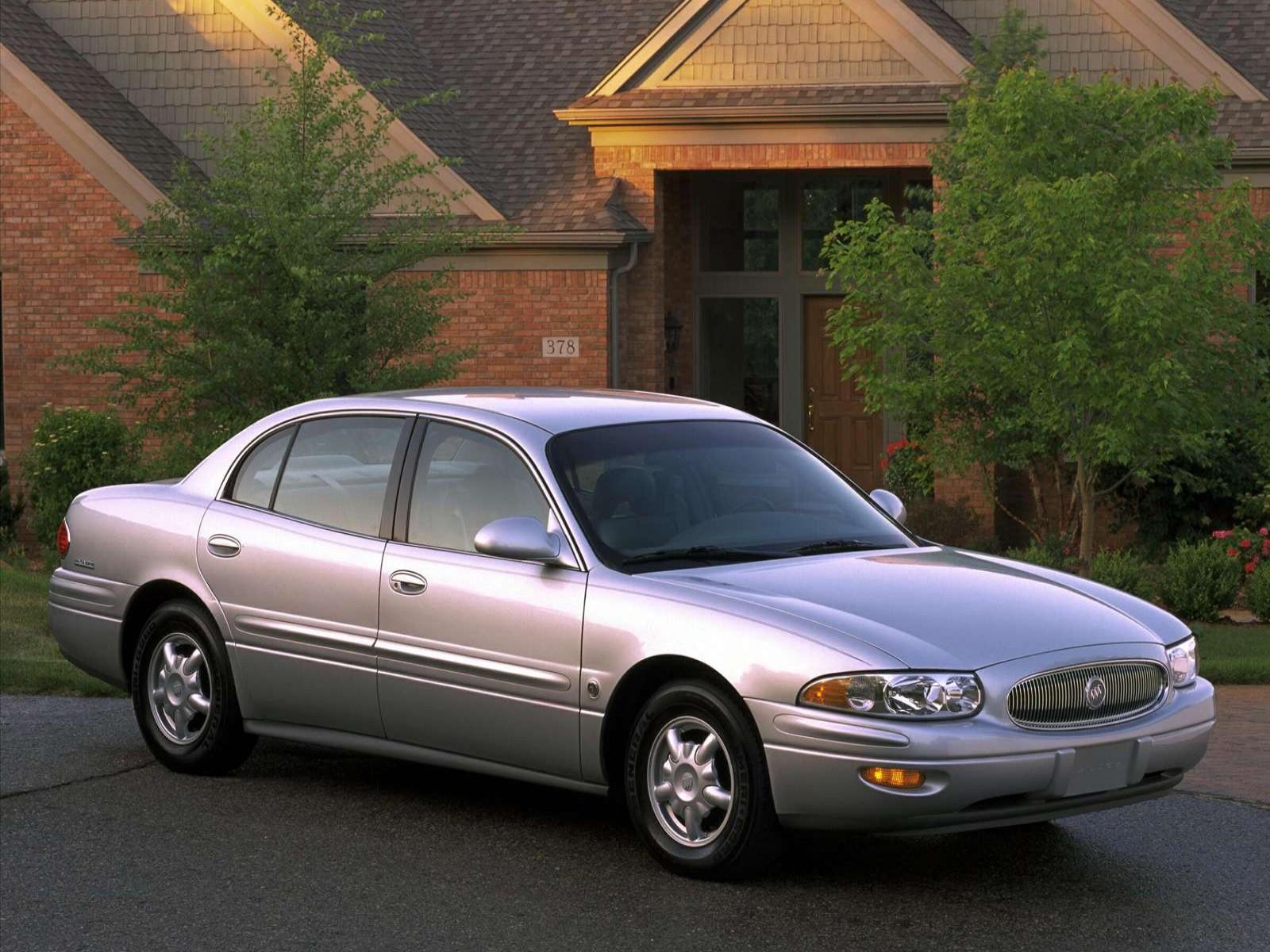 Car Pictures: Buick LeSabre 2001