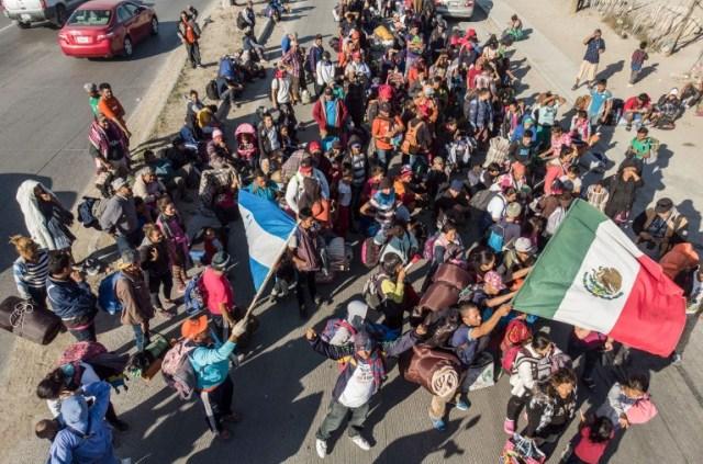Especial La Patilla: Los intrusos en la caravana a Estados Unidos