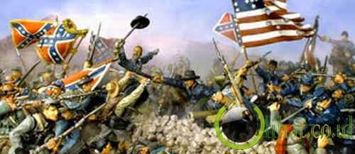 Perang Saudara Amerika (1861-1865)