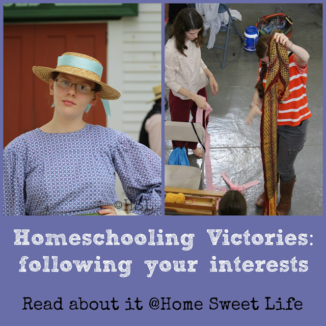 Spring blog hop, homeschooling, delight-directed learning, eclectic education