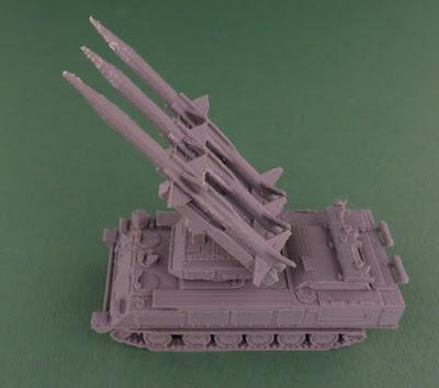 Soviet 2K12 Kub picture 1