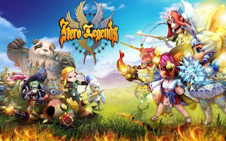 Hero Legends - Strategy RPG APK