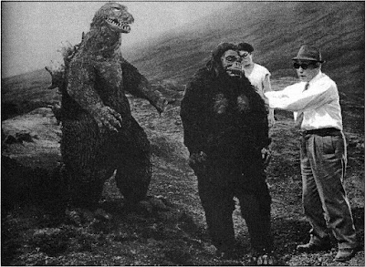 King Kong vs Godzilla detrás de las cámaras