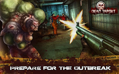Download Game Dead Target Zombie Mod Apk v3.2.1 terbaru for android free
