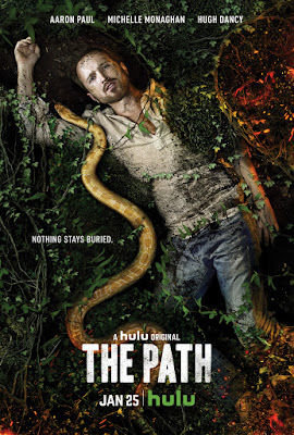 The Path 2017 S02E01 Hindi Dubbed WEBRip 250MB x264