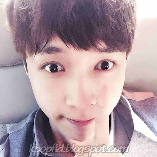 Foto Selfie Lay EXO-M Paling Baru