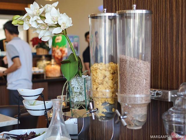 Breakfast di M Premiere Hotel Bandung