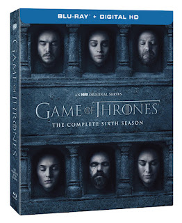 Game of thrones the complete sixth season blu ray 1080p case