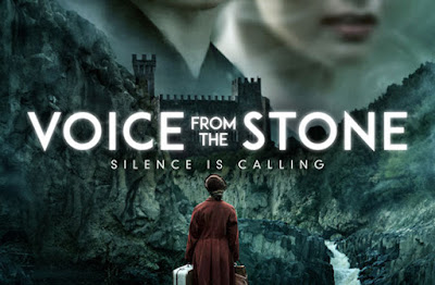 Póster de Voice from the stone