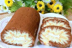 Hurricane Chocolate Cake Roll