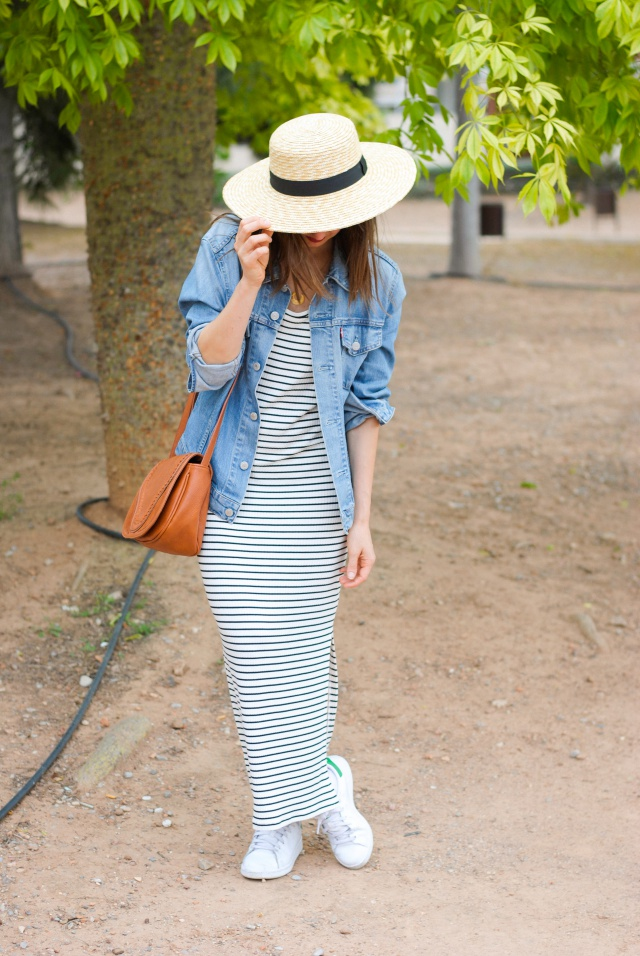 Stripes look
