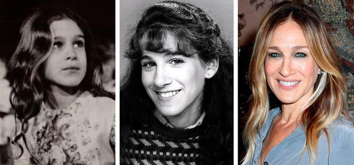 Fotos de celebridades de Hollywood quando eram jovens