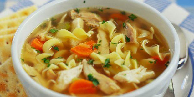 La Mejor Receta De Sopa De Verduras Deliciosa y Saludable