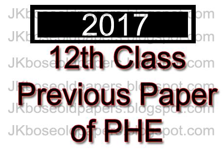 12th Physical Education Pdf