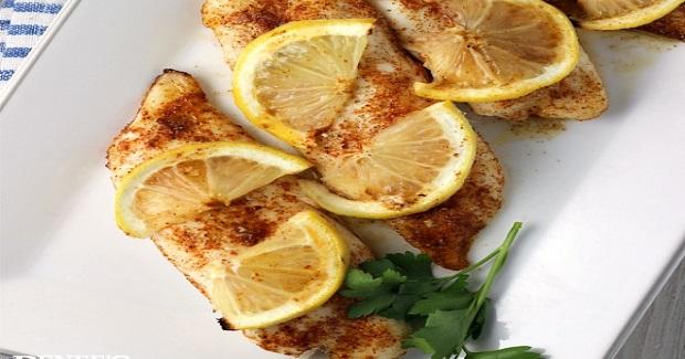 Terrific Tilapia Loins Recipe