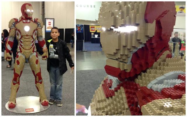 LEGO KidsFest Ironman
