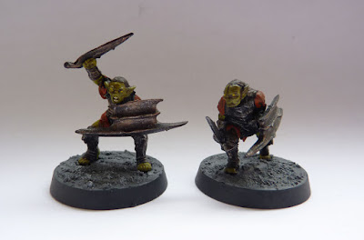 Moria Goblins from Lord of the Rings Strategy battle Game