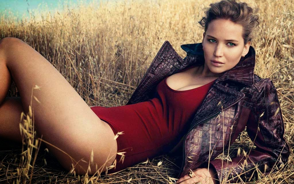 Hot Jennifer Lawrence Photoshoot