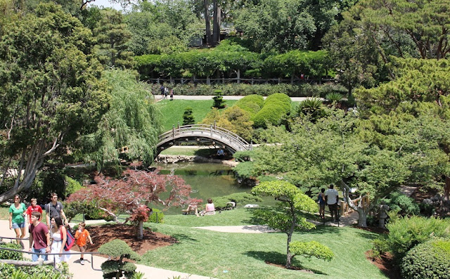 Huntington Library and Botanical Garden in Pasadena