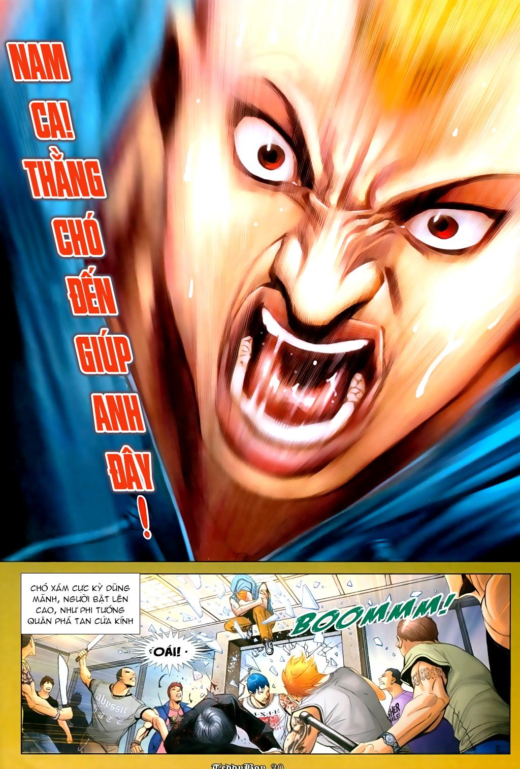 Người Trong Giang Hồ NetTruyen chap 1024 - Trang 22