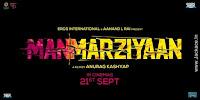 Manmarziyaan First Look Poster 1