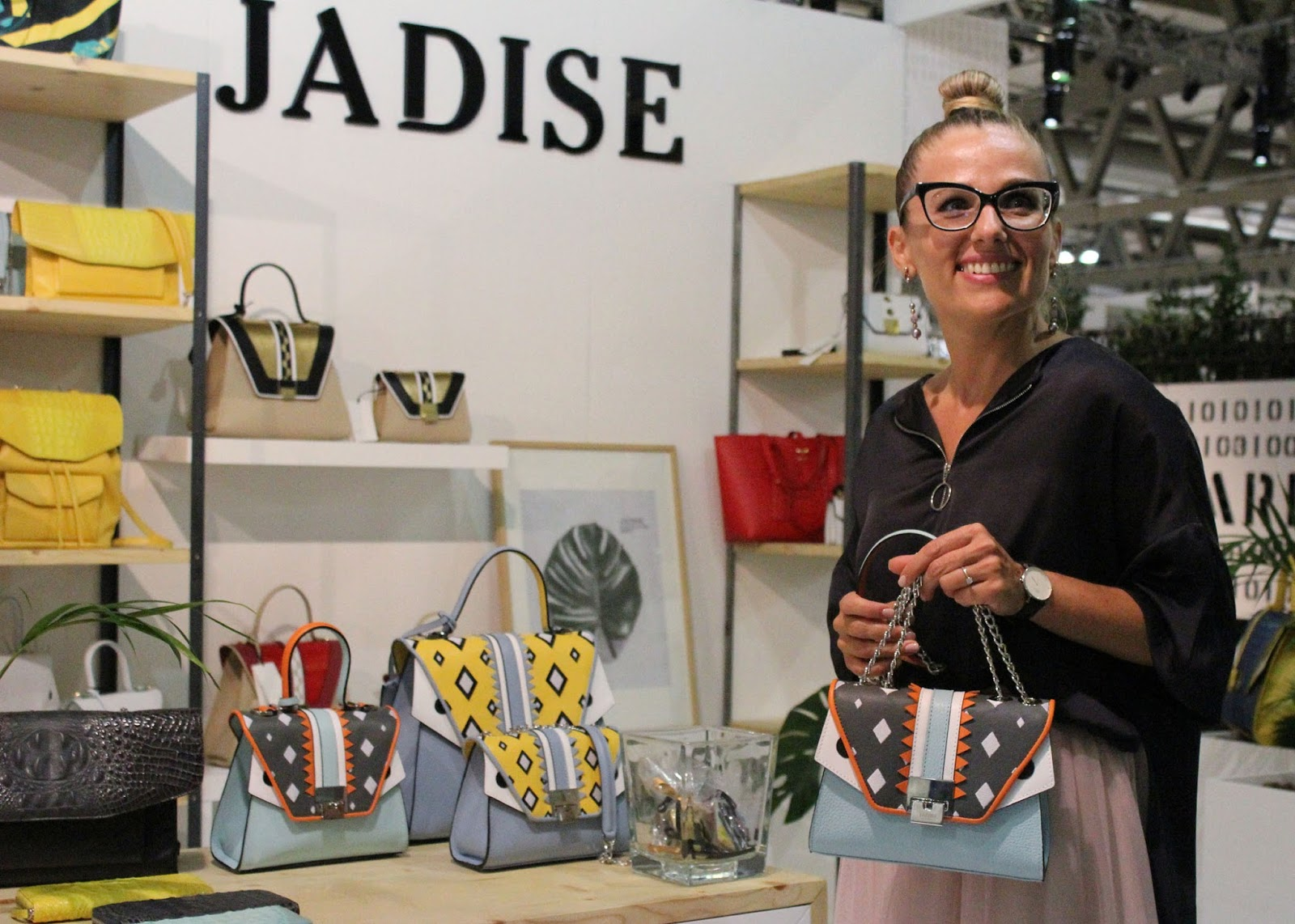 Eniwhere Fashion - Jadise bag - Micam