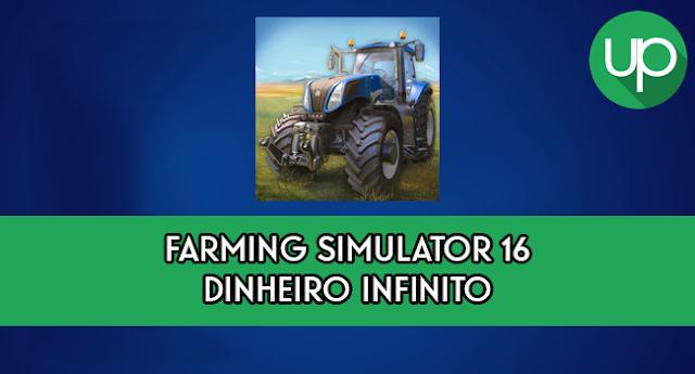 Farming Simulator 16 MOD - APK HACK (Dinheiro Infinito)
