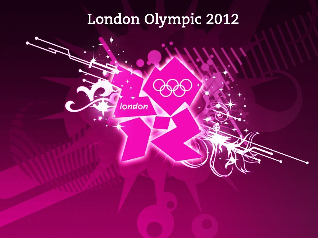Free Download London Olympics 2012 PowerPoint Backgrounds