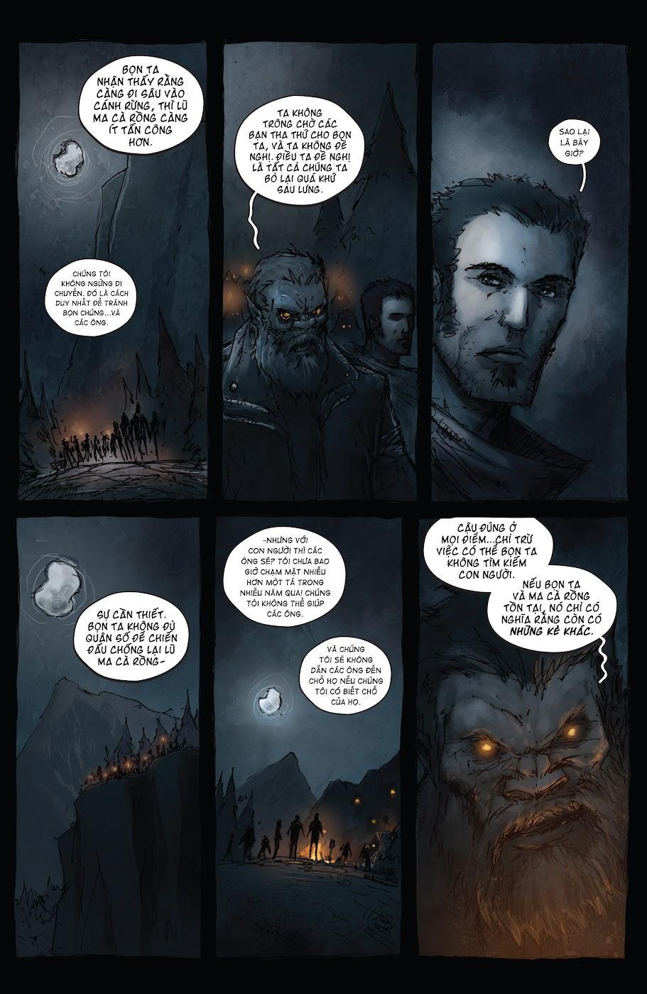 Broken Moon chương 2 trang 13