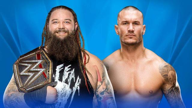 WWE Payback 2017 match card