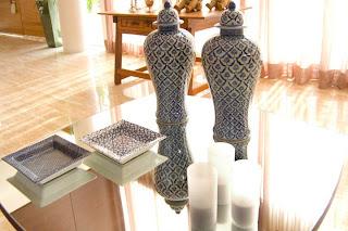 E Ambientes decorados por Vênica Casa