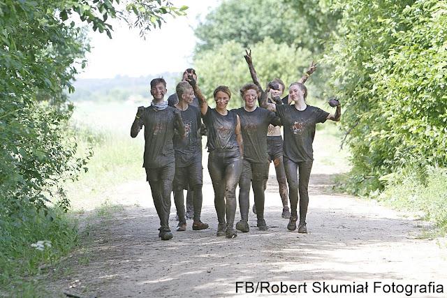 Zdjęcia z Mud Max w Dolinie Charlotty i Ustki