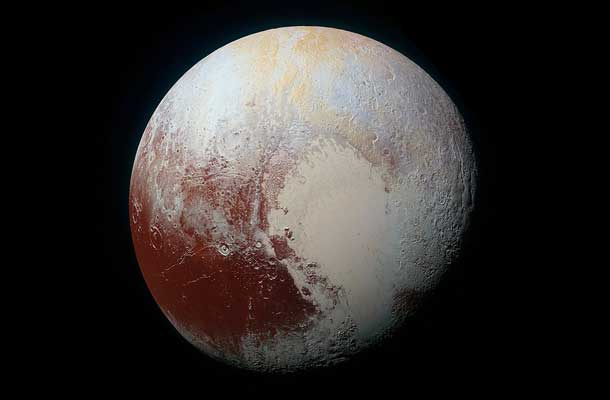 Amazing facts about Pluto in Hindi