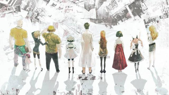 Rekomendasi Anime Science Fiction Terbaik Sepanjang Masa