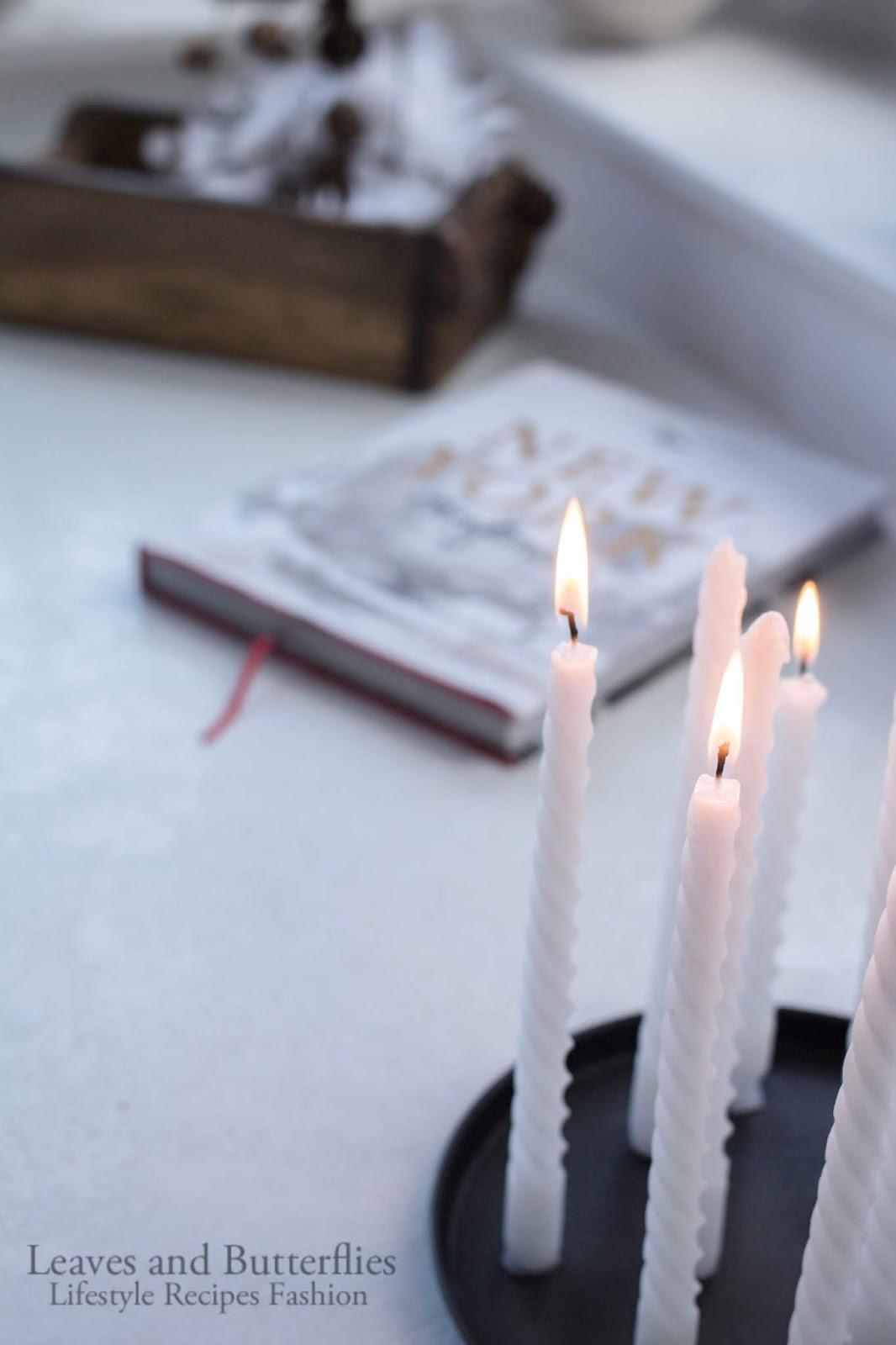 Deko-Tipps für schlichte Weihnachten