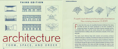 Sách: Architecture FORM, SPACE and ORDER (Tiếng Anh)