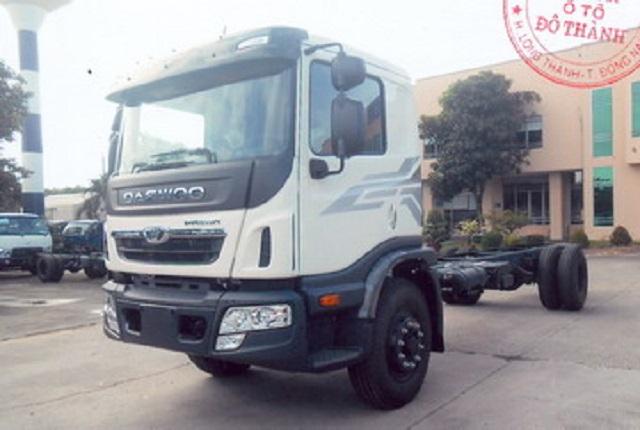 Xe tải Daewoo 9 tấn KC6A1