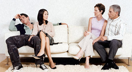 Islandmode Is Meeting Your Boyfriend S Parents Necessary