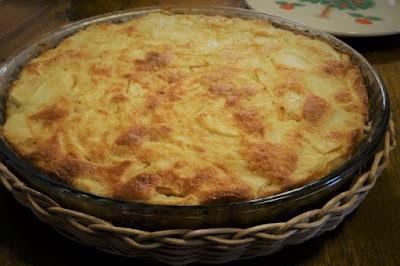 foto Ricetta torta di mele senza burro e senza olio