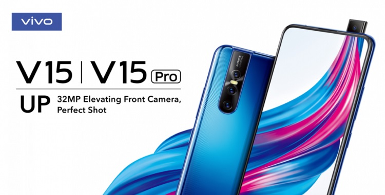 Vivo V15 with 32MP Pop-up Selfie Camera Launches in PH!