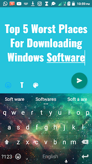 Top 5 Worst Places For Downloading Windows Software