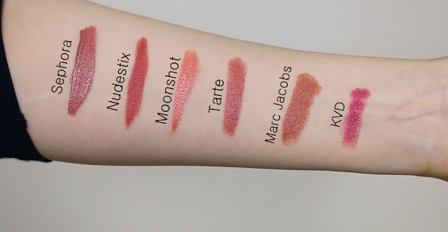 Sephora Favourites Give Me Some Nude Lip Set Review \\ First Impressions + Swatches
