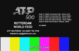ATP World Tour 500 Biss Key Eutelsat 7A/7B 13 February 2019