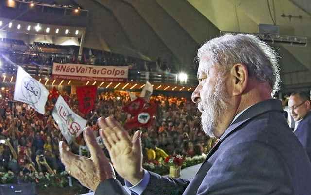 O duro discurso de Lula em evento realizado em São Paulo na noite desta sexta-feira