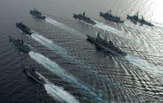 Ελληνικά πολεμικά πλοία έχουν αναπτυχθεί στα Ίμια