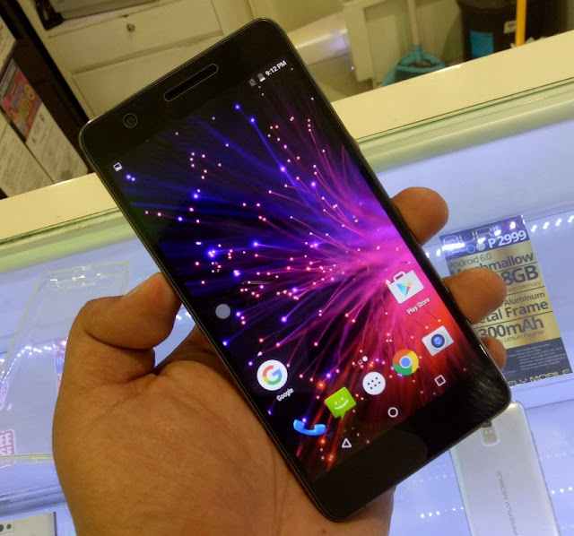 Firefly Mobile Aurii Passion 4G Spotted; Octa Core with 4550mAh Battery for Php6,999