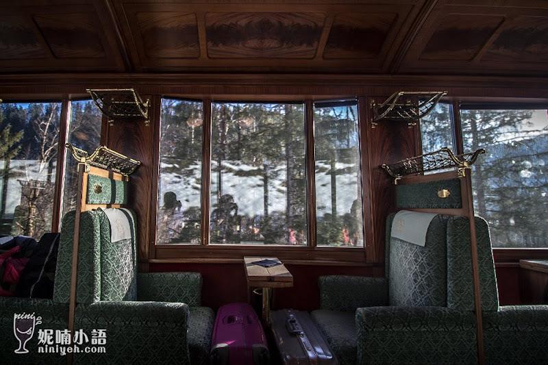 【坐火車遊瑞士】黃金列車GoldenPass Line。最受歡迎的超經典東方快車